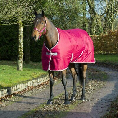 NEW Bucas Freedom 300g Heavyweight Stable Rug, 5ft9 • 68£