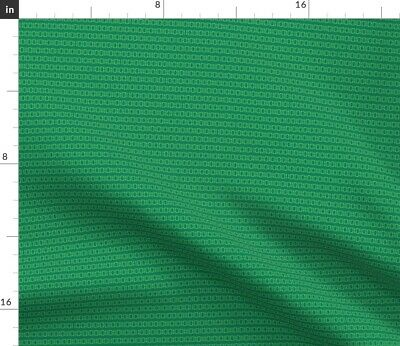 $20.50 • Buy Robot Science Binary Code Computer Fabric Printed By Spoonflower BTY