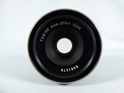 AU49 • Buy Vintage Carl Zeiss Aus Jena DDR Tessar T2,8/50 50mm M42 Lens 1:2.8/50 Free Post