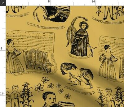 $22 • Buy Scientists Women Toile Computer Dinosaur Hand Fabric Printed By Spoonflower BTY
