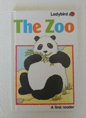 Ladybird Hardback Book THE ZOO First Edition VERY GOOD CONDITION A First Reader • 4.10£