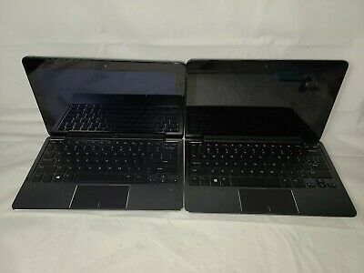 $ CDN303.69 • Buy Lot Of (2)- Dell Venue 11 Pro 7140 Intel Core M-SY10C .80GHz 4GB Ram 128GB...