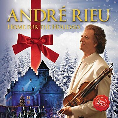 `rieu,andre`-home For The Holidays Cd New • 6.90£