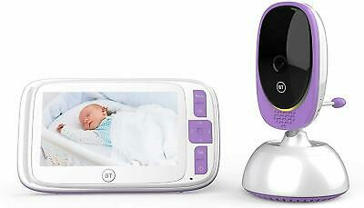 View Details BT Smart Video Baby Monitor 6800 With 5 Inch Screen • 79.99£