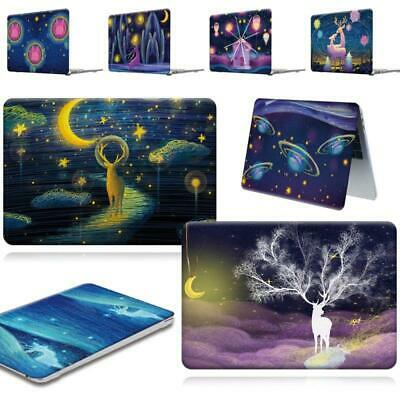 For Apple MacBook Air Pro Retina 11 12 13 15 16-Painting Laptop Shell Case Cover • 10.99£
