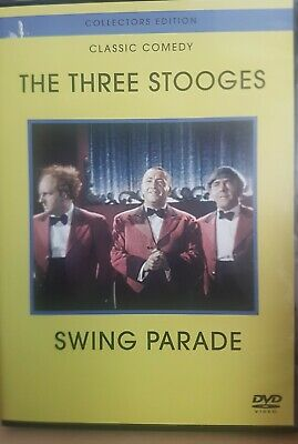 The Three Stooges ..Swing Parade In Colour • 0.99£