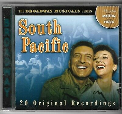 South Pacific - The Broadway Musicals Series - CD • 2.19£