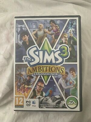The Sims 3 Ambitions Expansion Pack • 4.99£