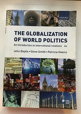 £6.99 • Buy The Globalization Of World Politics: An Introduction To International Relations