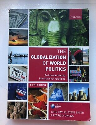 £4.99 • Buy The Globalization Of World Politics: An Introduction To International Relations.