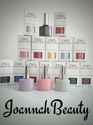 £7.48 • Buy 🔥cnd Shellac Luxe Cnd Coloor Coat Boxed🔥