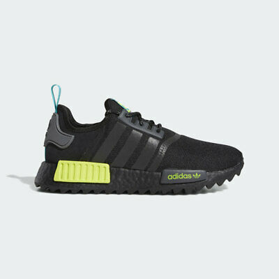 $ CDN110.49 • Buy NEW $170 Adidas Men's NMD_R1 TRAIL SHOES CORE BLACK / REAL BLUE FV2466