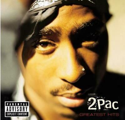Greatest Hits - Tupac Shakur Compact Disc Free Shipping! • 17.35£