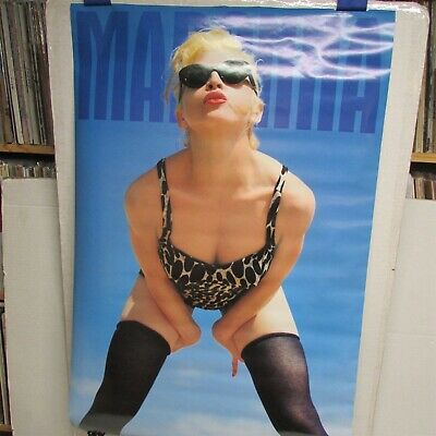 $9.99 • Buy MADONNA Outrageous Vintage 23x35  Winterland POSTER [N025]