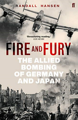 AU27.38 • Buy Randall Hansen-Fire And Fury BOOK NEW