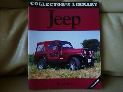Collector's Library : Jeep • 6£