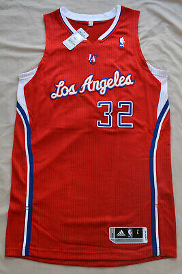 AU250 • Buy BLAKE GRIFFIN Jersey AUTHENTIC PRO CUT Los Angeles Clippers NBA New 44 LARGE L+2