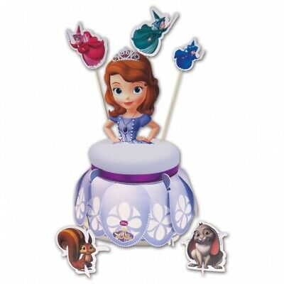 £7.25 • Buy Disney - Sofia The First Cake Stand, Kit Cake Making & Decorating Instructions
