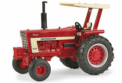 AU72 • Buy IH 1066 Tractor With ROPS Canopy- 1/32