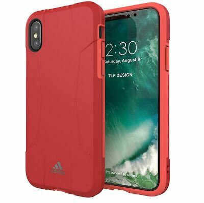 AU14.60 • Buy Adidas Solo Iphone X & Xs Pink Hard Back Case Cover Blister Pack