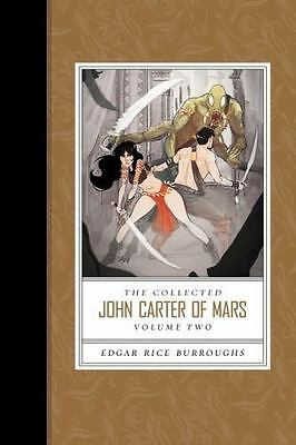 $8.10 • Buy The Collected John Carter Of Mars, Vol. 2: Thuvia, Maid Of Mars / The Chessmen O