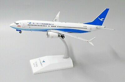 $96.67 • Buy JC Wings 1:200 Xiamen Airlines B737-800 MAX '2000th Boeing For China' B-1136