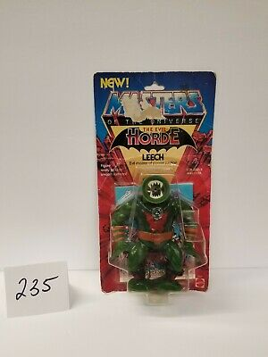$125 • Buy MOTU, Leech, Masters Of The Universe, MOC, Carded, Figure, Sealed, He Man, MOSC