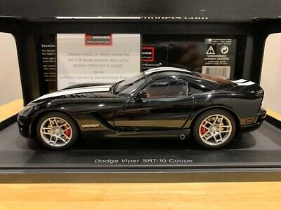 $ CDN299.99 • Buy 1/18 AUTOART 2006 Viper SRT-10 Coupe Limited To 6000 Pcs Rare Diecast Model WOW