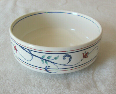 $14.99 • Buy Mikasa Intaglio Annette CAC20-Red Flowers-Fruit/Dessert/Sauce Bowl(s) -10 Avail