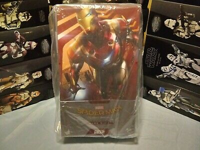 $525 • Buy HOT TOYS MMS:427D019-Spiderman Homecoming-Iron Man Mk47 Diecast 1:6 Scale Figure