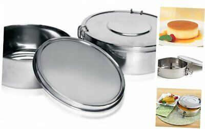 $23.80 • Buy IMUSA USA PHI-T9220 Stainless Steel Flan Mold, 1.5-Quart, Silver