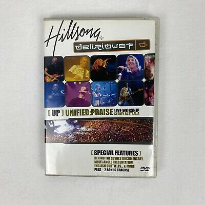 $19.97 • Buy Hillsong Delirious Unified Praise DVD Live Worship Special Features