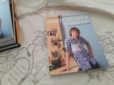 AU15 • Buy The Naked Chef By Jamie Oliver Paperback / Softback, 2005,
