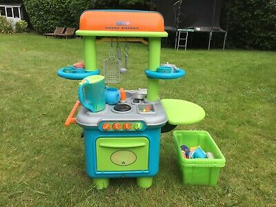 ELC Sizzling Kitchen Plus Lots Of ELC Accessories And Extras GOOD USED CONDITION • 40£