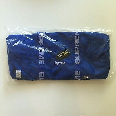 $ CDN387 • Buy 🔴 Supreme Duffle Bag Large Royal Blue Box Logo S/s 2018 Ss18 Ss 18 Isnt Waist🔴