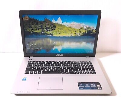View Details ASUS X750J 15.6in Laptop - 1,000 GB HDD - 8 GB RAM - Core I7 4th Gen - C165 • 379.00$