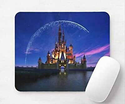 Disneyland Disney Laptop Desktop Computer Mouse Mat Pad • 5.99£