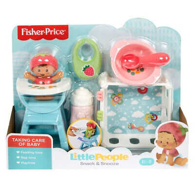 Fisher Price Little People Babies Deluxe Playsets - Choose Set • 10.99£