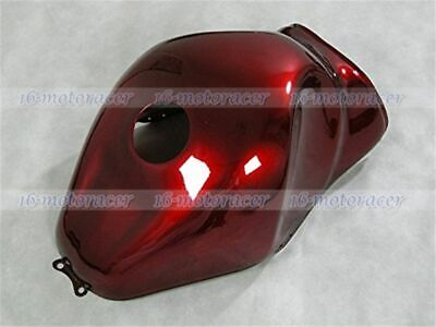 $196.56 • Buy Gas Fuel Tank Cover Fairing Fit For Suzuki GSX-R 1300 1997-2007 Pearl Red A#01