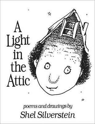 Light In The Attic By Shel Silverstein (English) Hardcover Book Free Shipping! • 13.93£