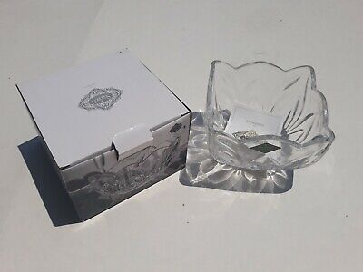 $7.98 • Buy NEW SHANNON CRYSTAL GODINGER SQUARE BOWL DECORATIVE CANDY DISH 6x6