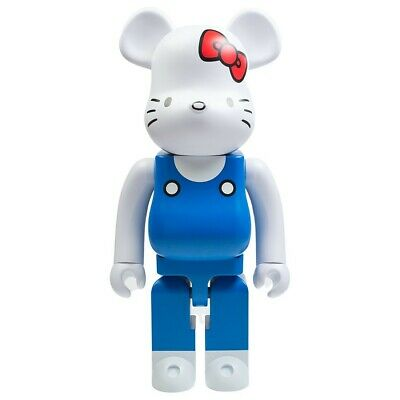 $700 • Buy Medicom BE@RBRICK Hello Kitty Generation 70s 1000% Bearbrick Figure