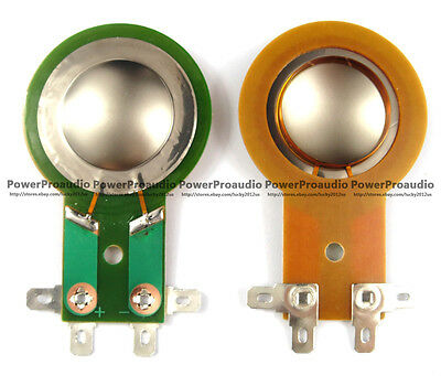$14.50 • Buy Replacement Mackie Diaphragm For THUMP TH15A & 12A, DC10/1501- 4 Titanium Dome