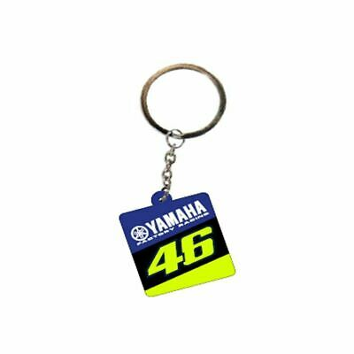 AU14.62 • Buy Valentino Rossi VR46 MotoGP M1 Yamaha Factory Racing Team Key Ring Official 2020