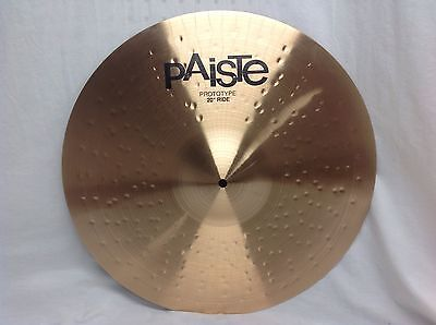 $274.95 • Buy PAISTE T20 20  Ride Cymbal/New Prototype Model/With Warranty/2162 Grams(1004)