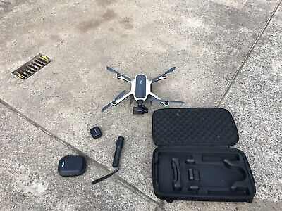 AU204.50 • Buy GoPro Karma Drone With GoPro Hero 5 Camera And Carry Bag