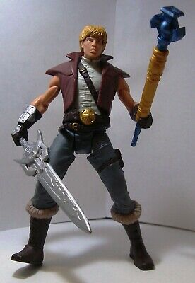 $25.30 • Buy MASTERS OF THE UNIVERSE MOTU HE-MAN 200x/2002 HERO PRINCE ADAM 100% COMPLETE