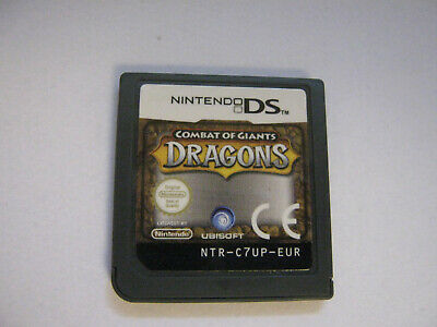 Combat Of Giants: Dragons (Ds) *Game Only*  • 2.50£