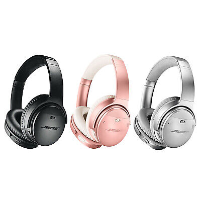 $ CDN249.39 • Buy Bose QuietComfort 35 Series II Wireless Noise Cancelling Headphones