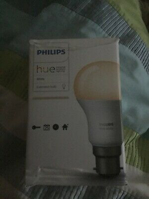 AU30 • Buy Philips Hue A60 B22 White LED Bulb
